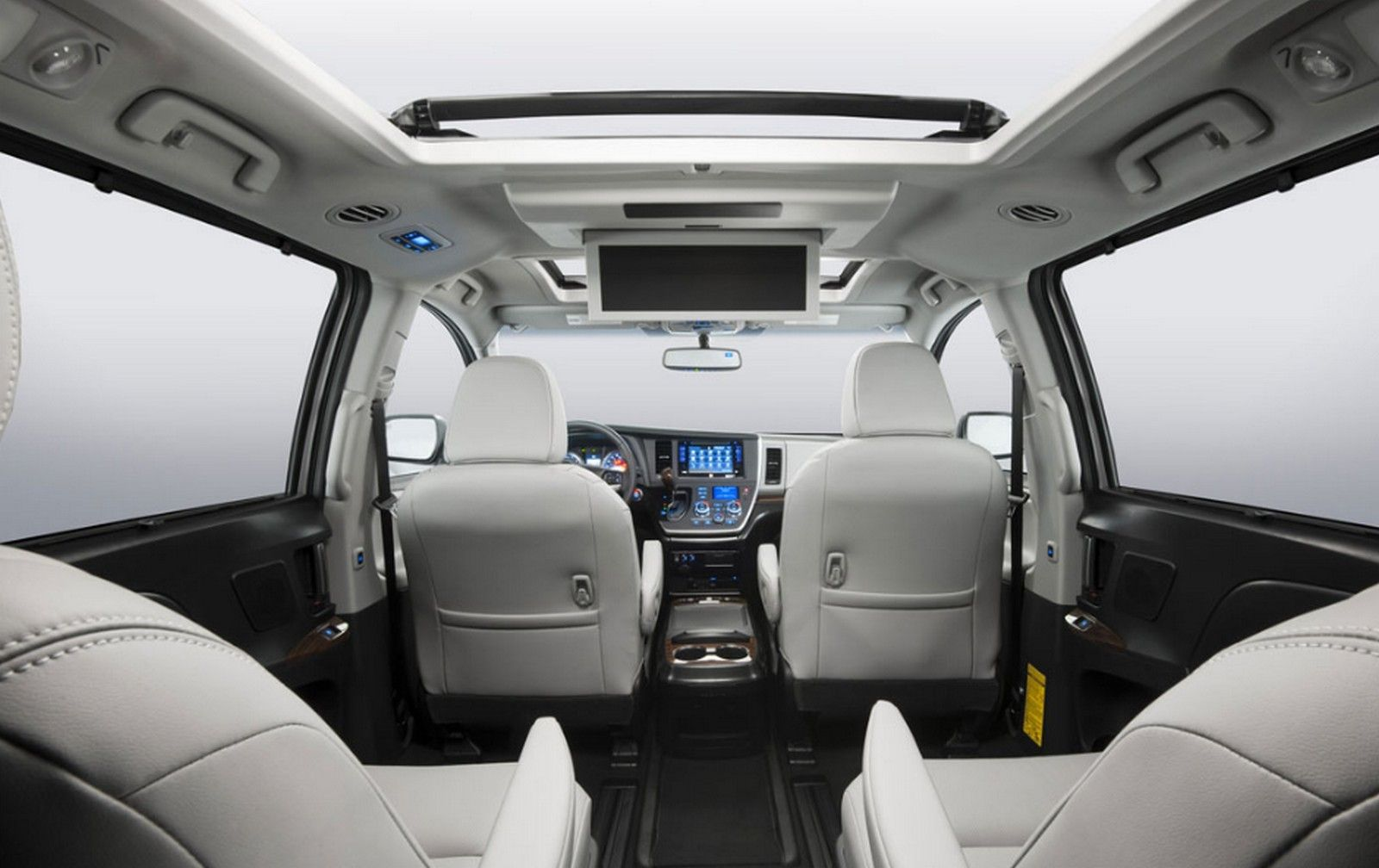 toyota sienna 2018 interior best new cars for 2018. Black Bedroom Furniture Sets. Home Design Ideas