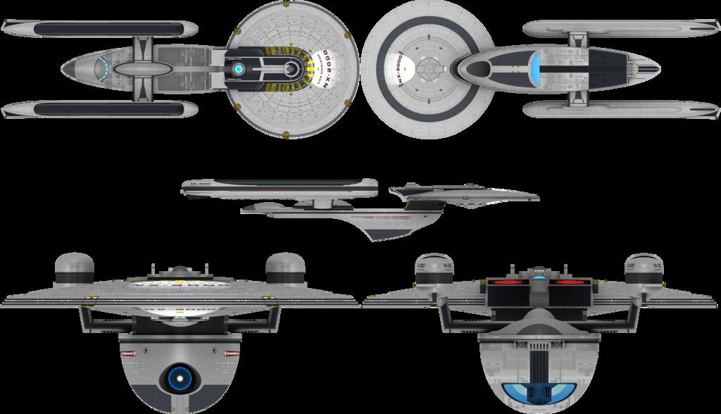 NX-01 Enterprise warp speed 2 by Kpaxian007 on DeviantArt