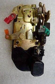 1999 2004 Jeep Grand Cherokee Front Left Driver Power Door Lock Actuator Lh Oem Jeep Grand Cherokee Jeep Grand Door Locks