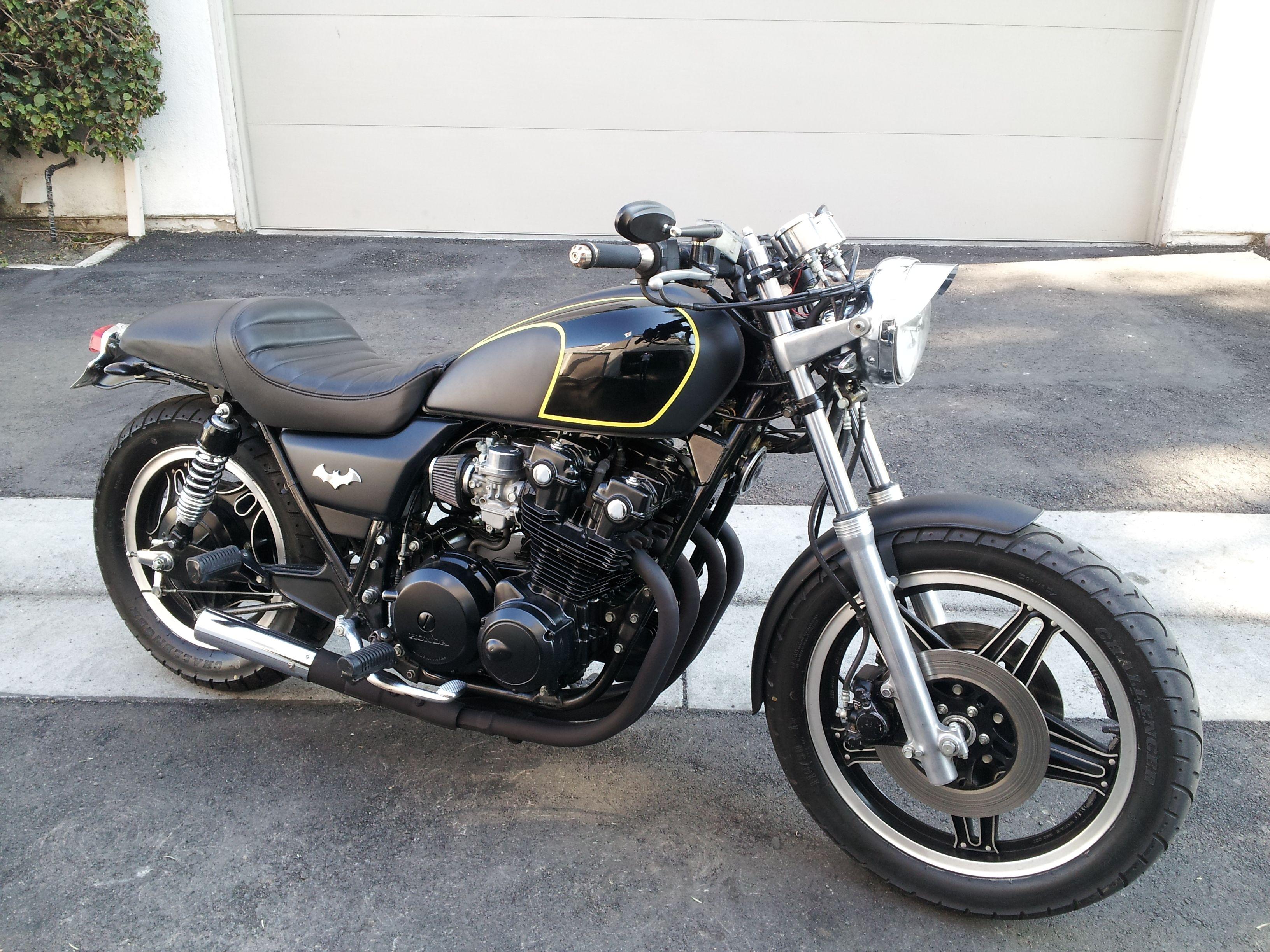 Honda Cb750c Modified Just A Bit My 2nd Bike And Version Of A Bat Bike Honda Cb750 Honda Cb Motorcycle Design [ 2448 x 3264 Pixel ]