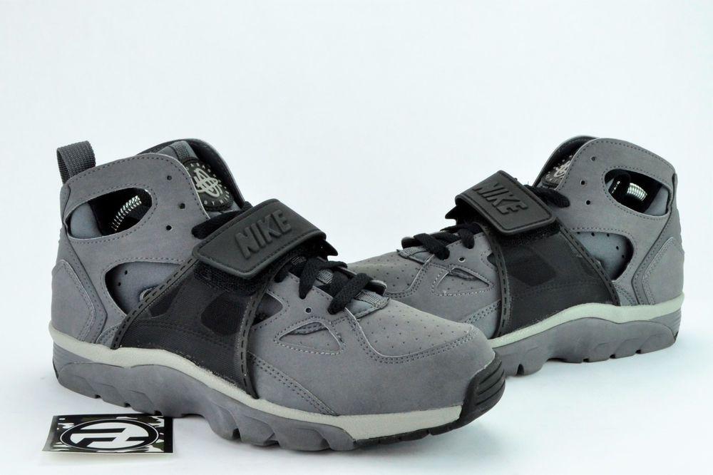 the latest 61480 e52a4 Nike Air Trainer Huarache Light Graphite Medium Grey Size 8 2003  679083 004