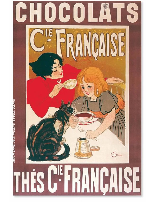 Free Vintage French Advertising Graphics Free Vintage Clip