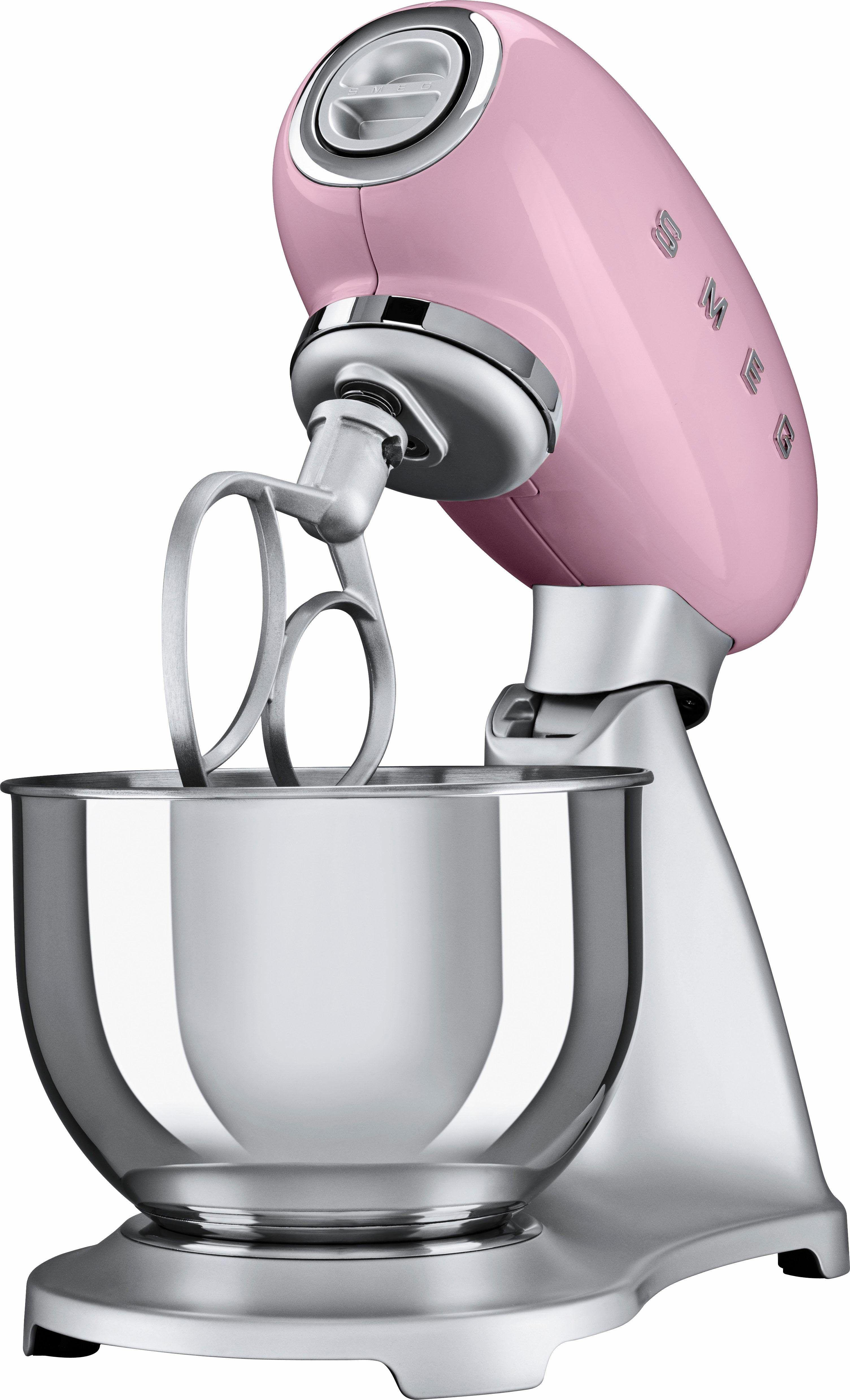 Smeg Smf01bleu Kuchenmaschine Mit 800 Watt Schwarz 4 8 Liter