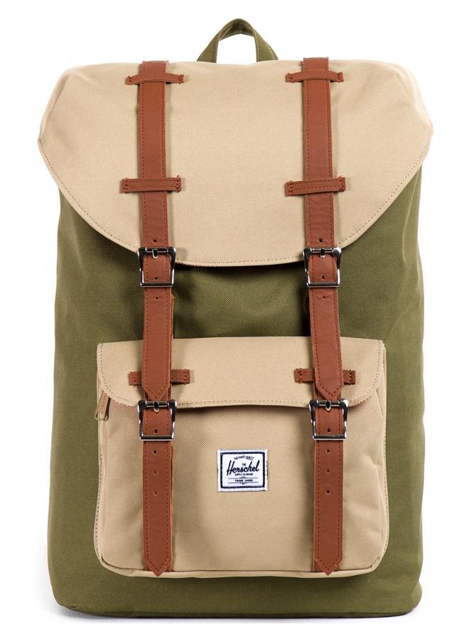 36fcdd4db2c HERSCHEL LITTLE AMERICA MID-VOLUME BAS ARMKH  backpack