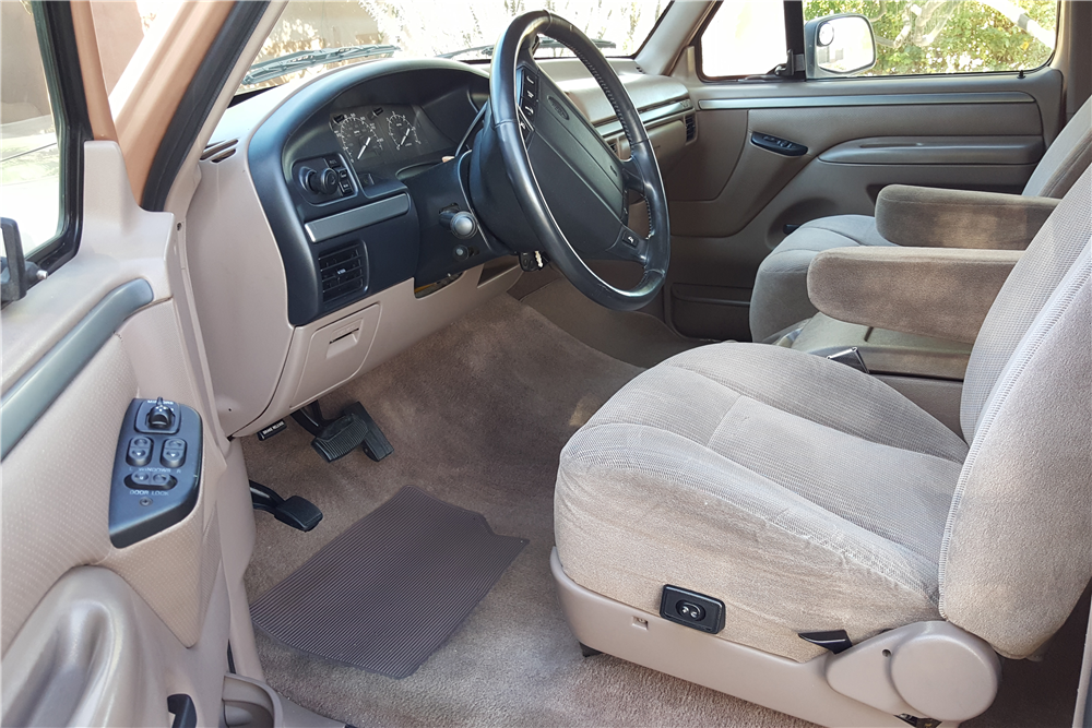 1995 Ford F 150 Pickup Interior 203574 Ford F150 1995 Ford F150 Ford