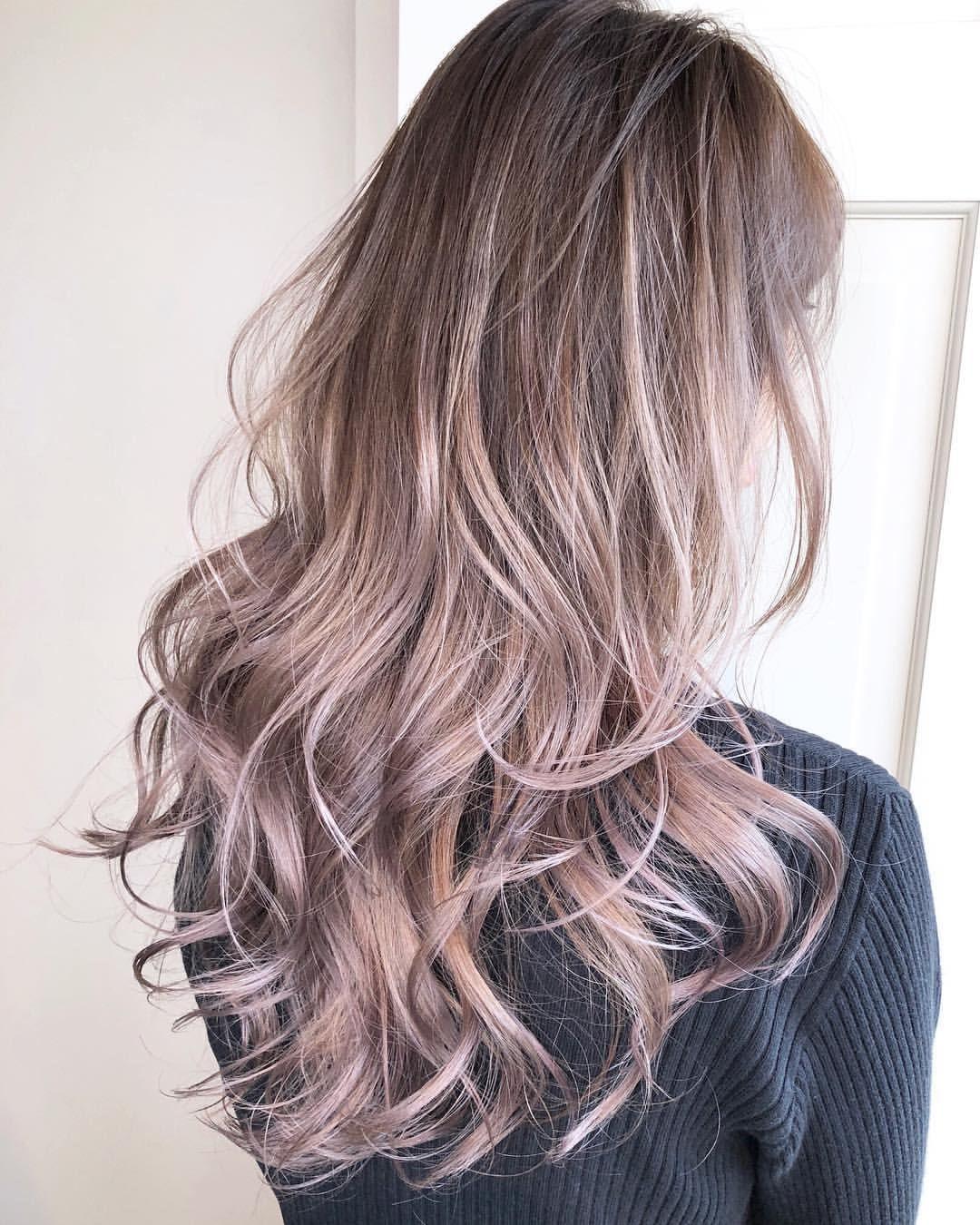 バレイヤージュ おしゃれまとめの人気アイデア Pinterest Nao ヘア アイディア 美髪 グラデーション ヘアカラー