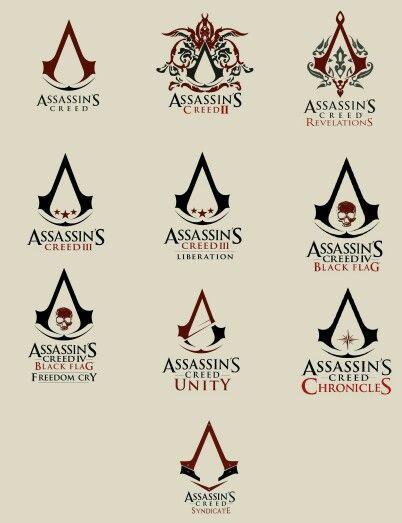 Logos Assassins Creed Gaming Tattoo Assassins Creed Tattoo