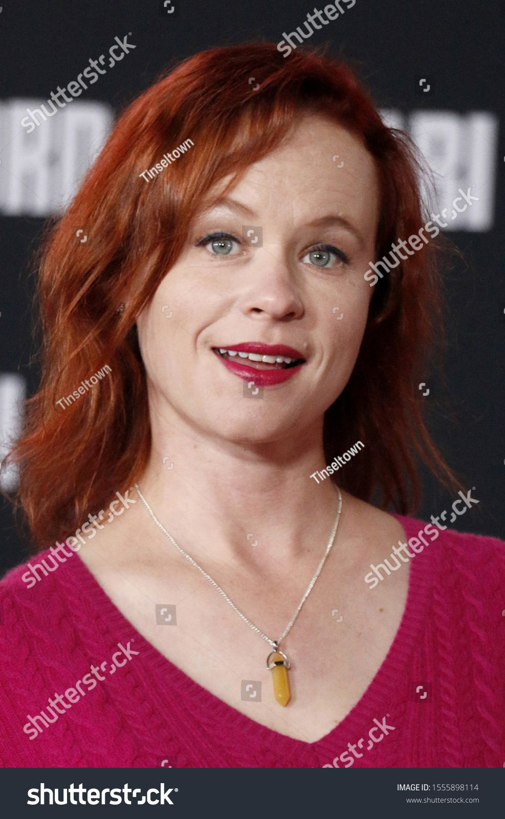 Thora Birch at the Los Angeles premiere of 'Ford V Ferrari' held at the TCL Chinese Theatre in Holl