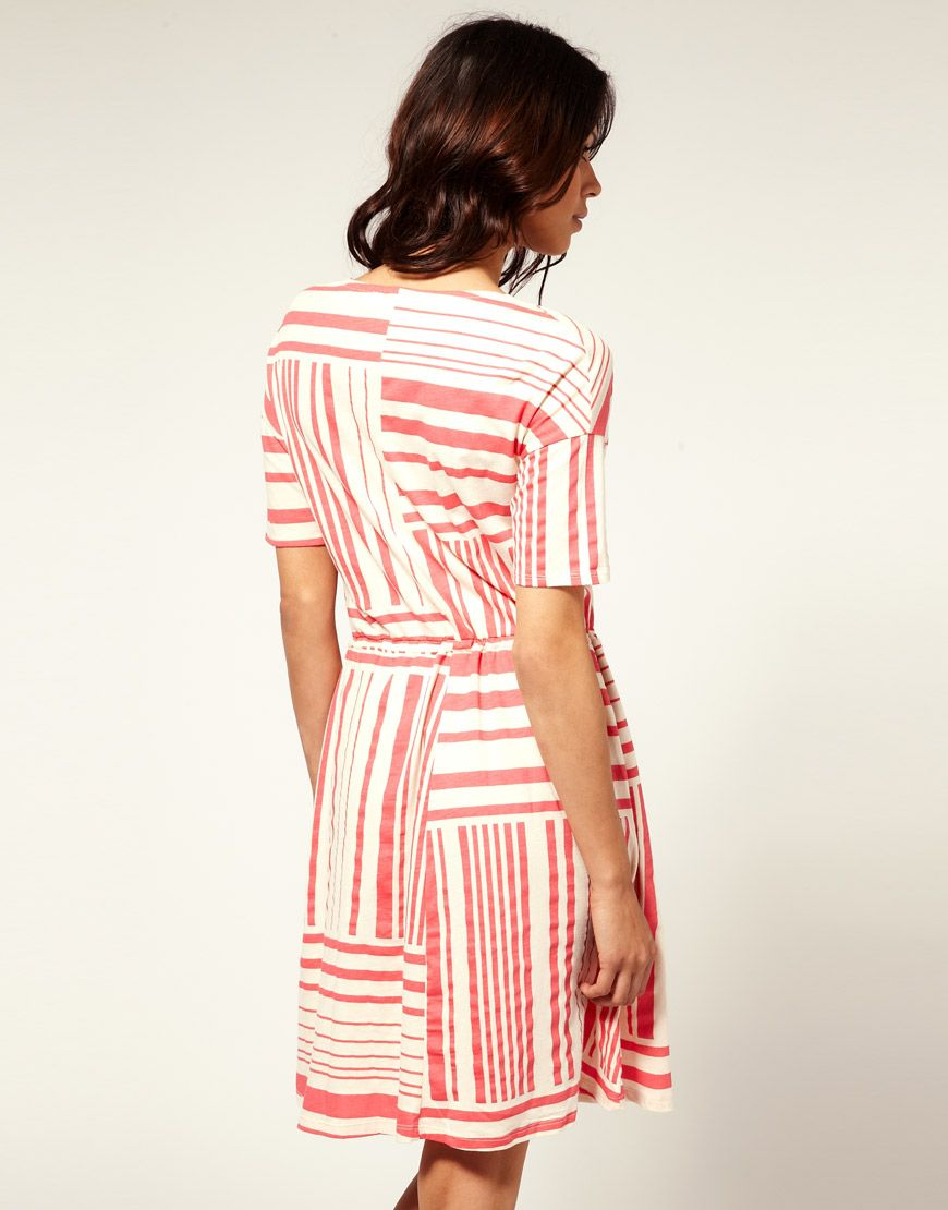 nice colors and cute stripes