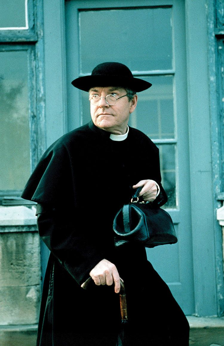 Father Brown, a British television series which originally aired on ...
