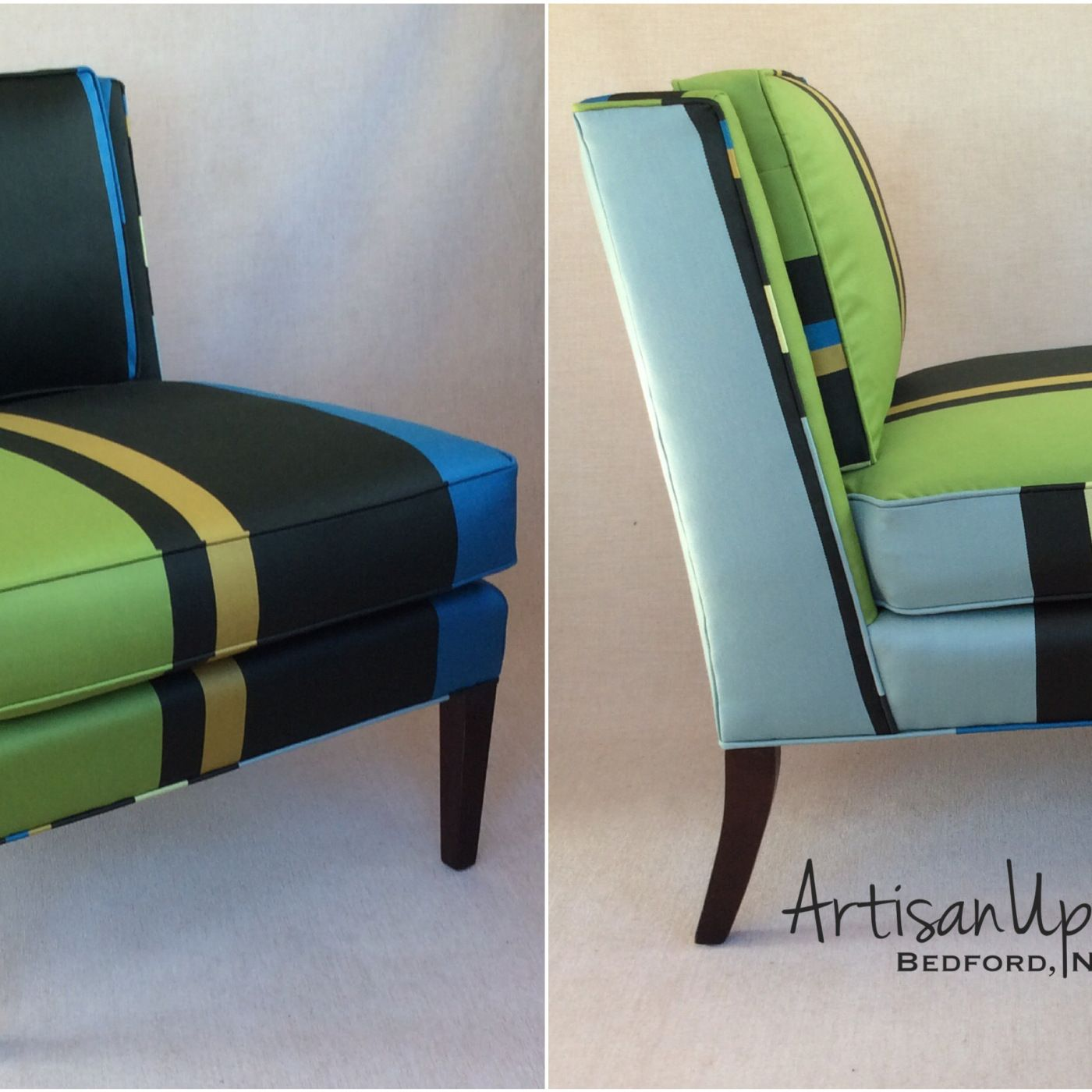 In The Nineties, I Worked At A Custom Furniture Manufacturer. I Upholstered  Sooooo Maaaaany