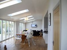 Image Result For Dummy Pitched Roof Single Storey Extension Single Storey Extension Flat Roof Extension Building Extension