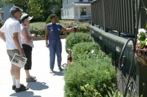 Browse Projects | ioby  GardenWalk Cleveland GardenWalk Cleveland is a free tour of private gardens, community gardens and urban farms in the City of Cleveland over a weekend in the summer.