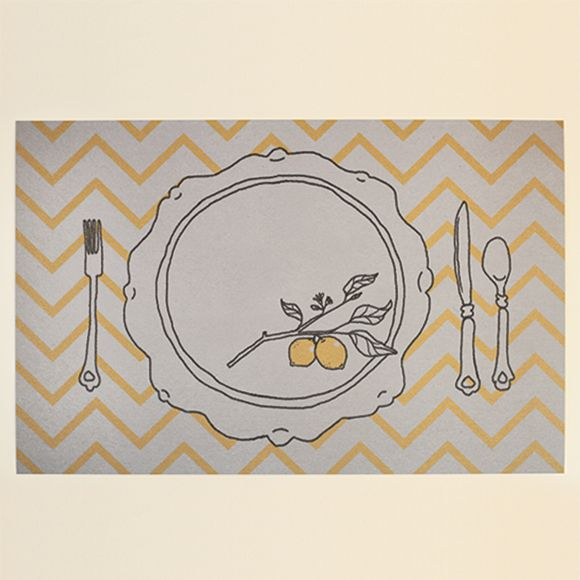 Free Printable Lemon Placemat 11x17 Wesley Archambault Archambault Flanagan For Rehearsal Dinner Placemats Free Printables Valentines Printables