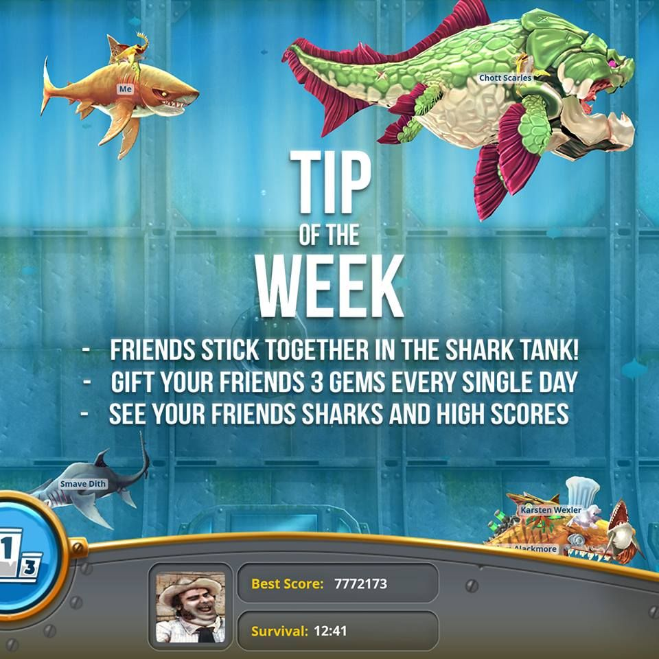 It's time for our Tip of The Week! Have you tried out the