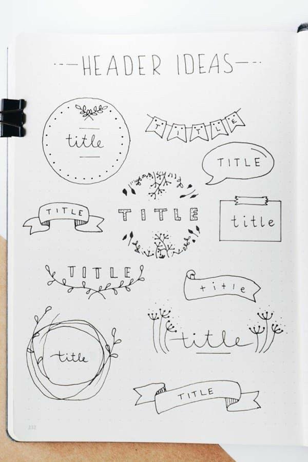 100 Ideas Title And Journal Led For Bullet Moldes De Letras Bonitas Tipos De Letras Abecedario Moldes De Letras