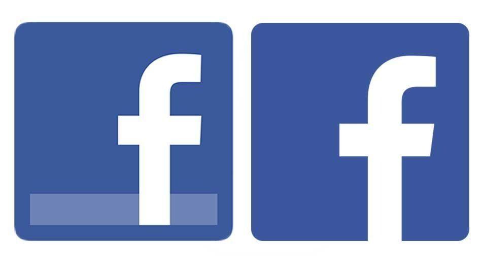 New Facebook Logo Made Official Logo Facebook Facebook Design Logo