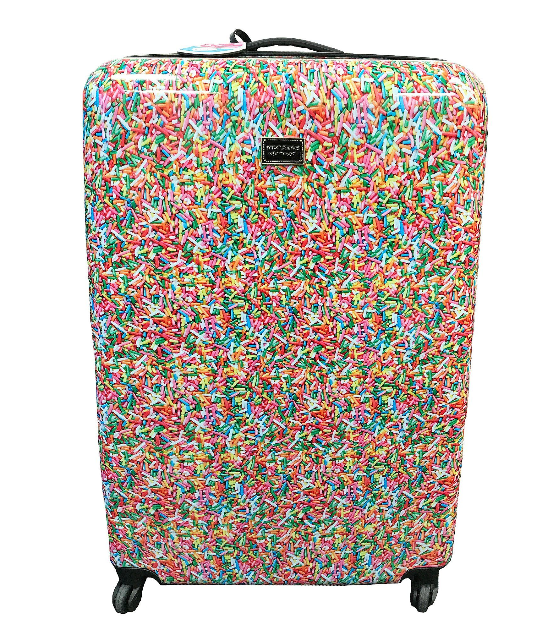 d359fa181 Shop for Betsey Johnson Sprinkle-Print Hardside Luggage at Dillards.com.  Visit Dillards.com to find clothing, accessories, shoes, cosmetics & more.