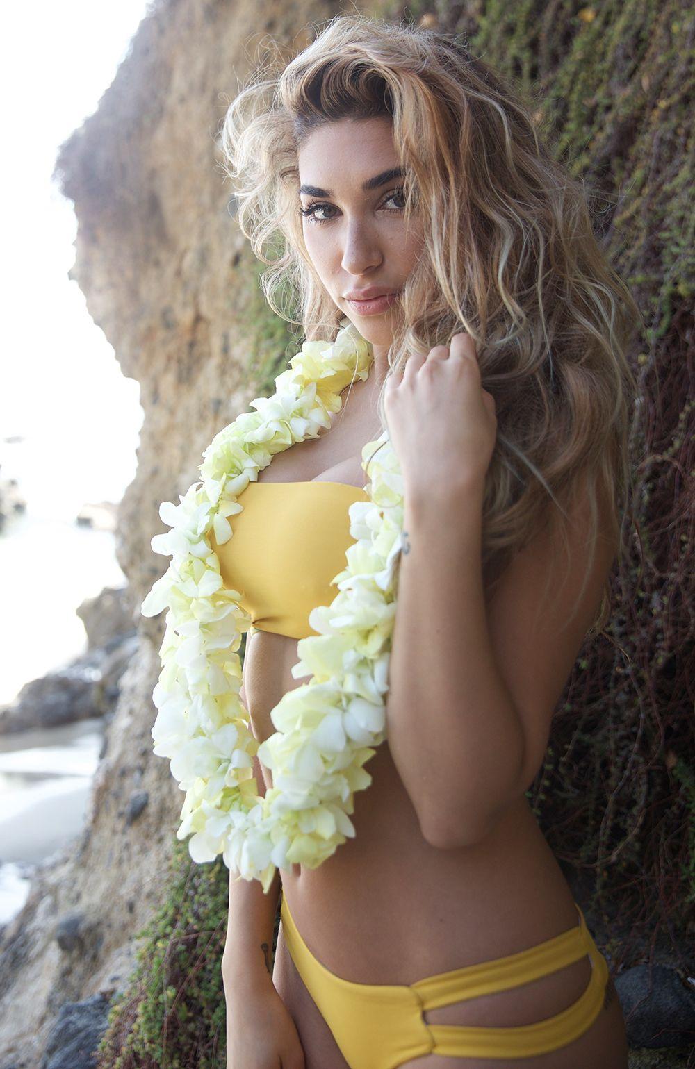 c9f604dec2 VINTAGE ALOHA Mai`a   Kalea Two Strap Thong San Lorenzo Bikini