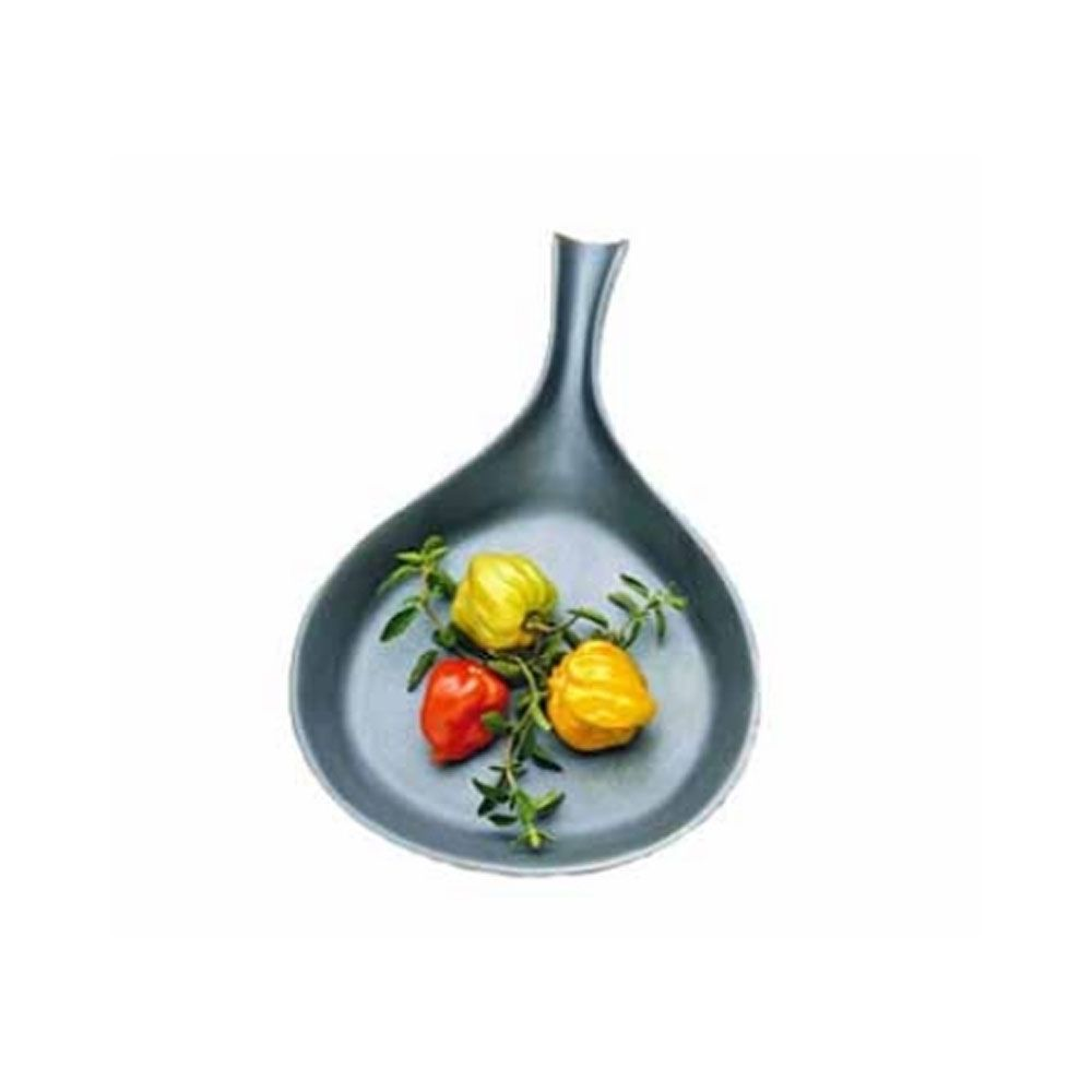 10 inch Individual Salad/Sandwich/Egg Pan Sandstone Black Tags:  Egg Pans; Pewter Glo/Sandstone; Sandstone Egg Pans;Sandstone Black Egg Pans;Sandstone Round Egg Pans; https://www.ktsupply.com/products/32802338307/10-inch-Individual-SaladSandwichEgg-Pan-Sandstone-Black.html