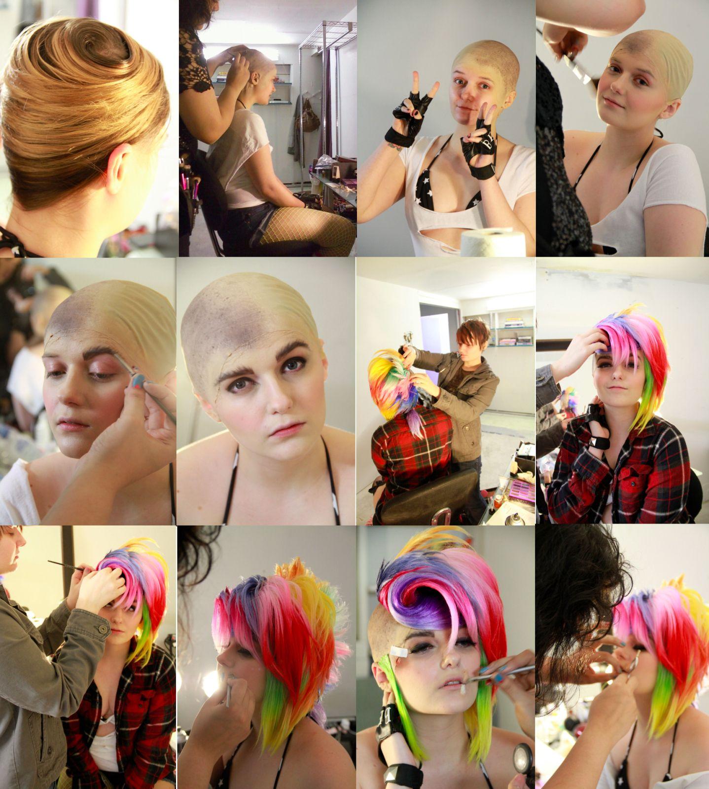 Female Bald Cosplay Ideas