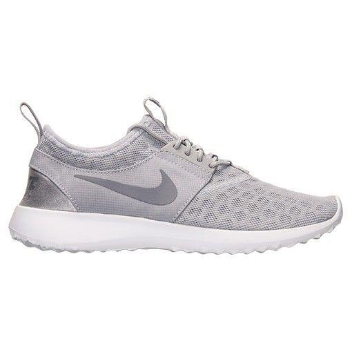 Nike Juvenate Chaussures De Sport Pour Femme Loup GrisGrisBlanche Froid 724979 001