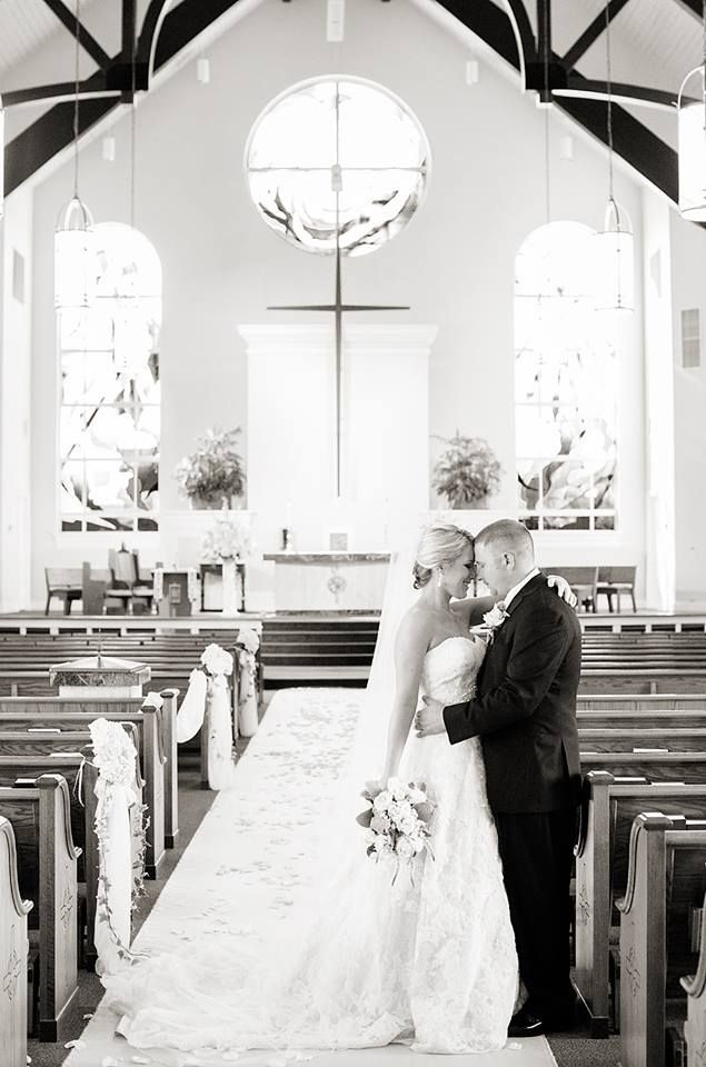 Wedding Photography. Church wedding ideas