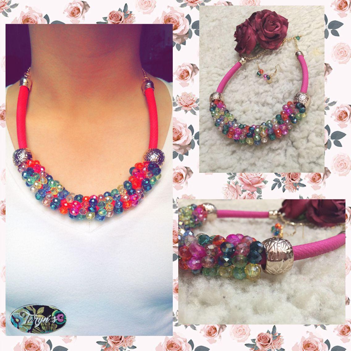 062b36fee445 Vendo collares artesanales  collares  accesorios  artesanales  gold   necklaces