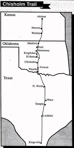 Ipinimgcomoriginalsebebcb - Chisholm trail map