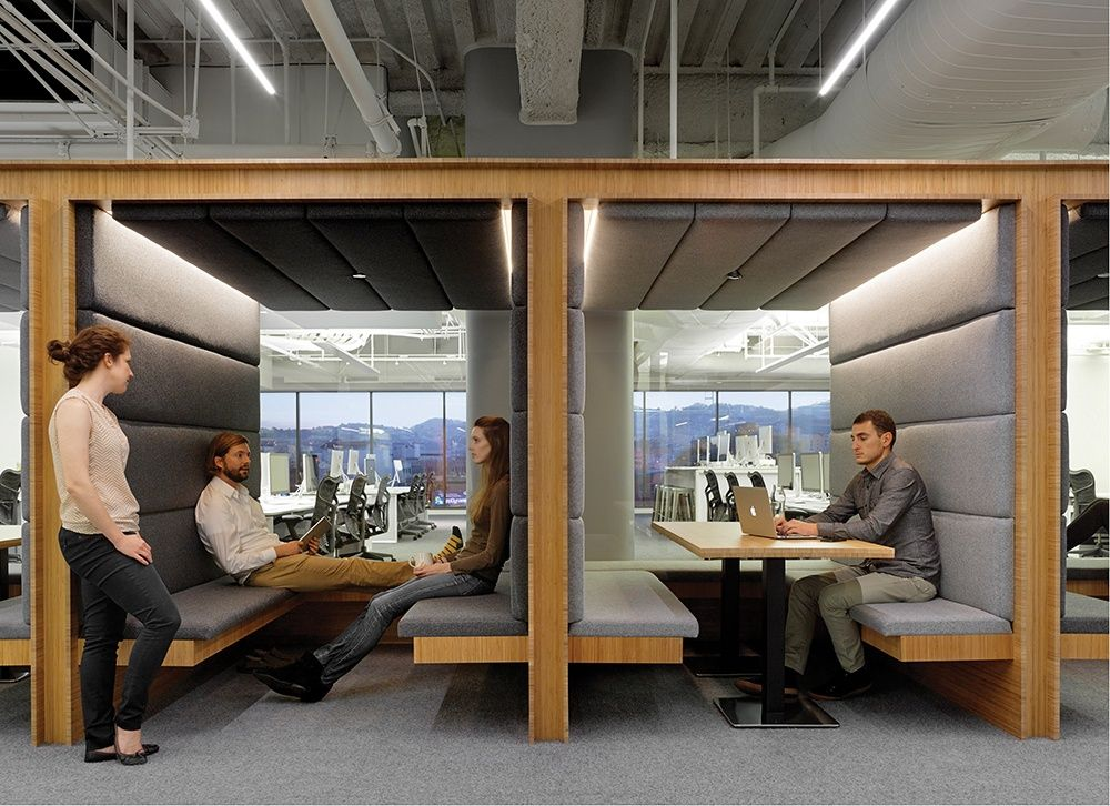 Square, Inc. Headquarters Wins Citation Award   Programs   AIA San Francisco  Office Interiors