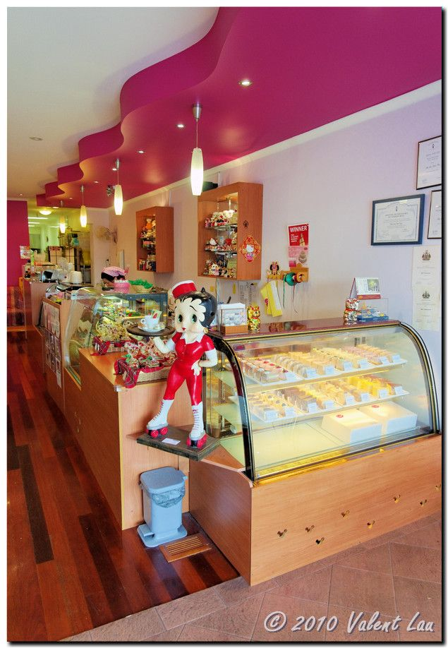 Pink Patisserie. Toddler bed