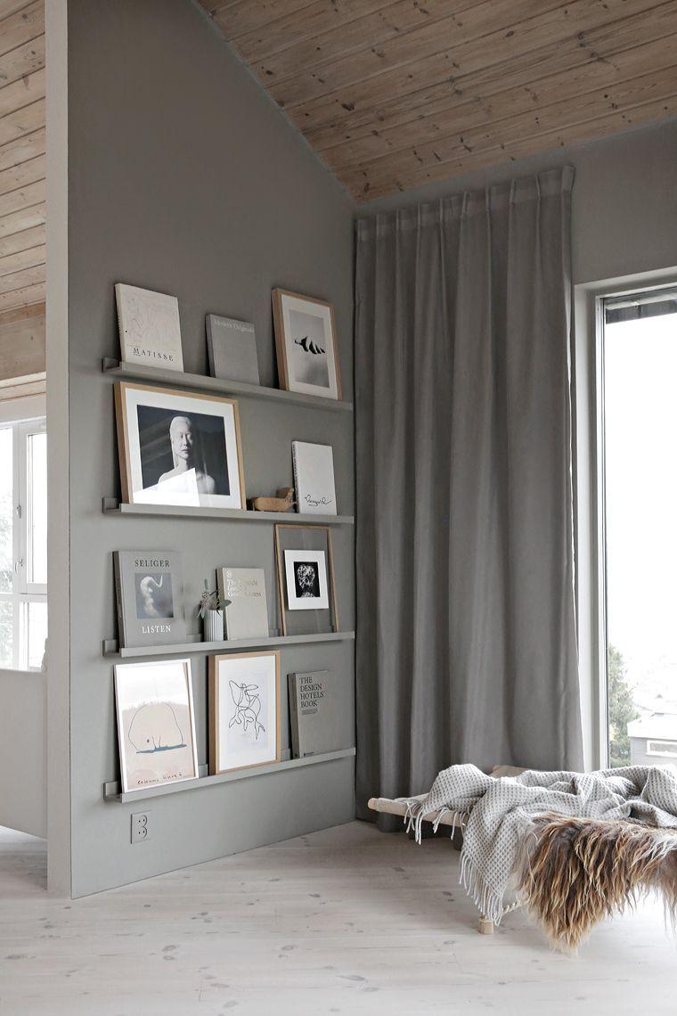 Foto kärlek tavellist vardagsrum recept bäst Curtains on a budget