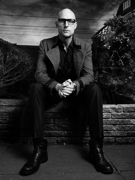 Mark Strong. So it's proven that glasses make you more attractive