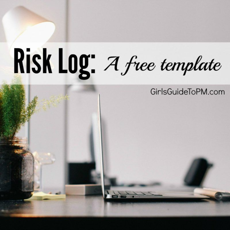 Free Template Project Risk Log Project management, Template and - free log template