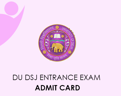 Du Dsj Admit Card 2020 Pdf Download In 2020 Voter Card Aadhar Card University Of Delhi