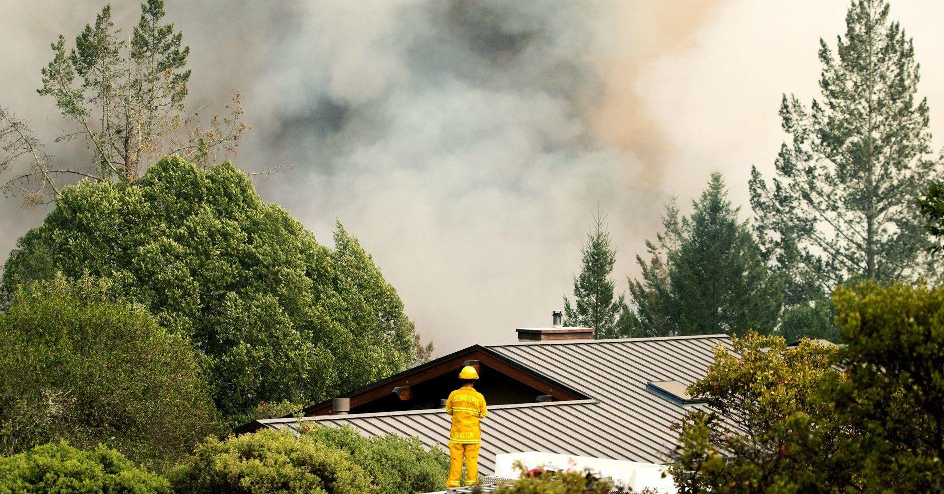 Stay Inside, Californians Wildfire Smoke Is No Joke