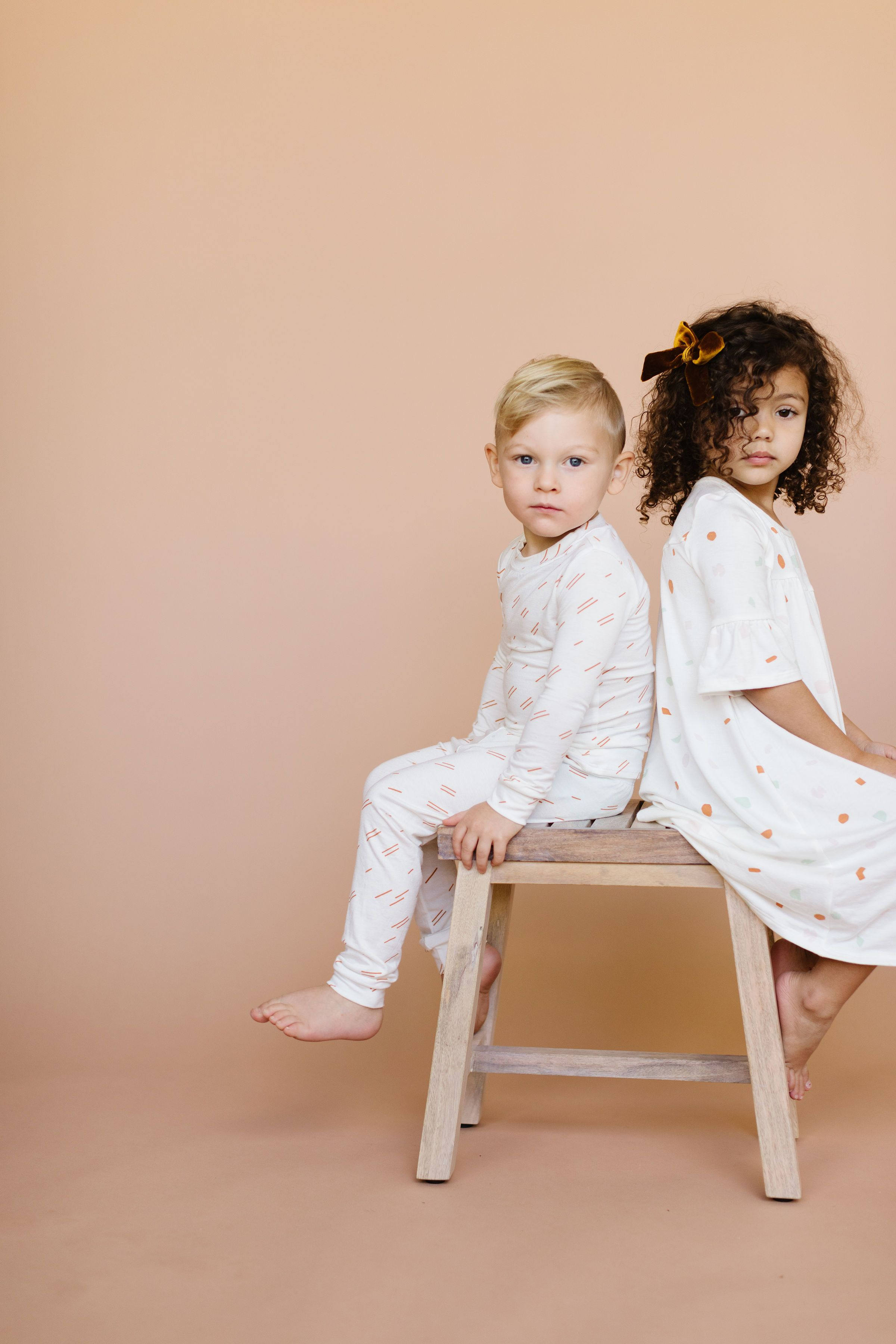Timeless Comfortable And Adorable Pajamas And Gowns For Kids From Plain Jane Perfect For The Holidays Kids Gown Toddler Nightgown Kids Fashion