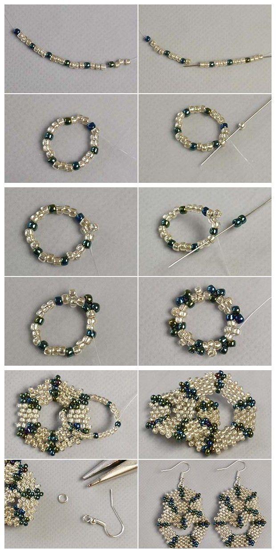 Tiny Seed & Bugle Beads