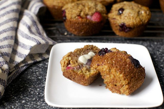Our absolute favourite bran muffins: Blue Sky Bakery muffins, via Smitten Kitchen