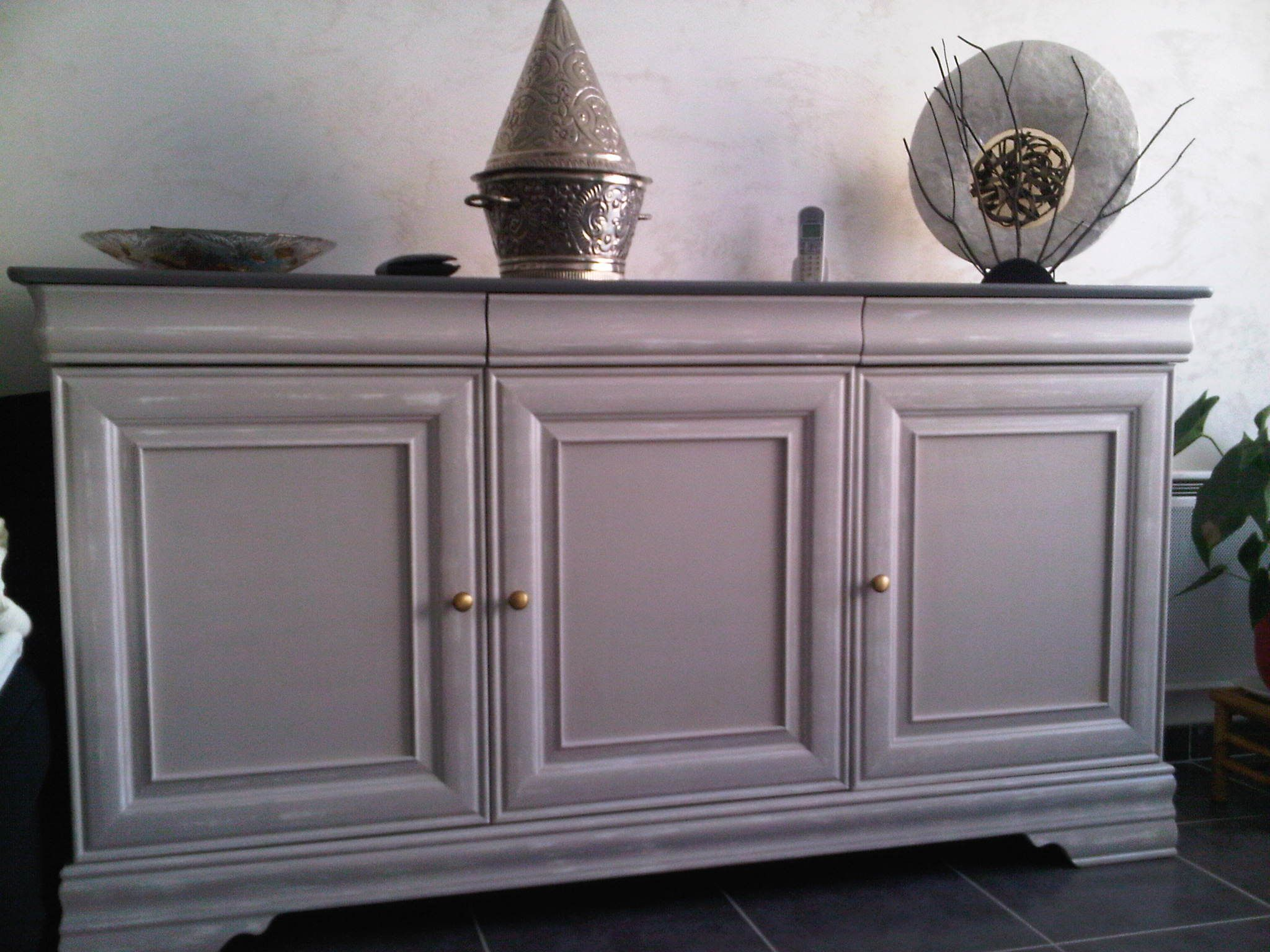 Relooker Meuble Louis Philippe Buffet Louis Philippe Patiné Bahu Buffet Painted Furniture Et