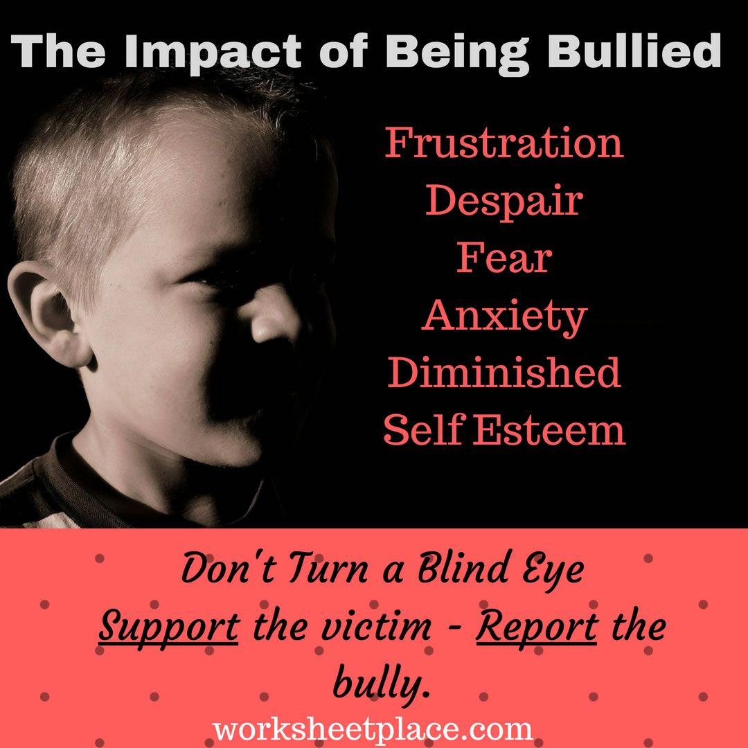 Everyone Has A Role To Play Check Out The Great Bullying