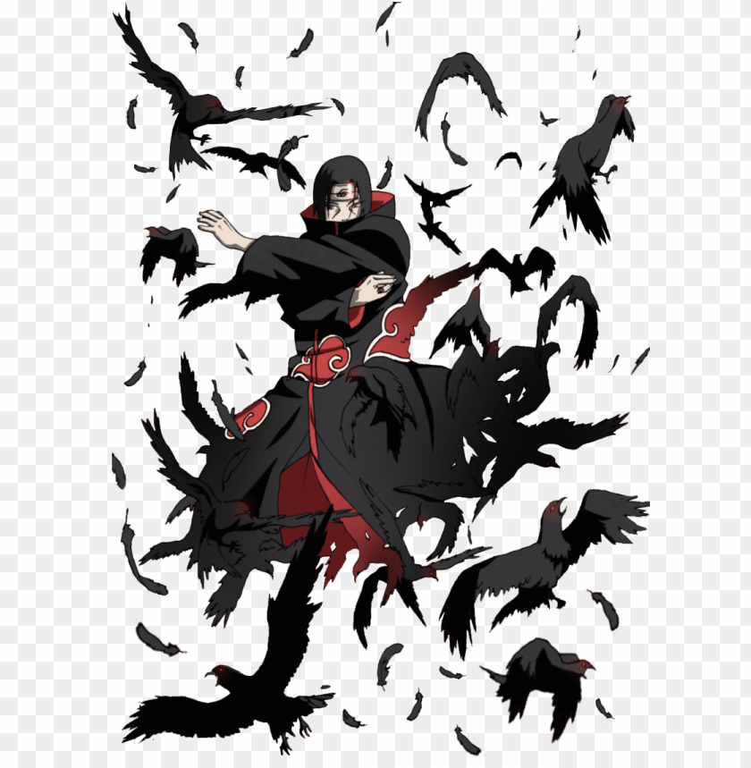 Itachi Shippuden Png Image With Transparent Background Png Free Png Images In 2020 Itachi Png Images Free Png