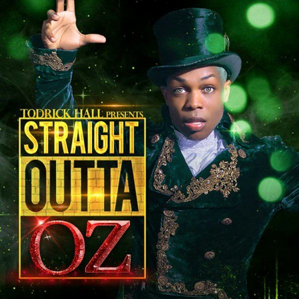 """#deniosworld Capolavoro: """"Straight Outta Oz - Todrick Hall http://deniosworld.com/straight-outta-oz-todrick-hall/"""
