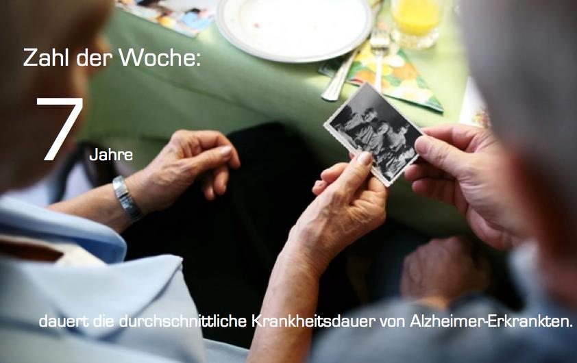 #zahlderwoche #alzheimer #ratgeber #demenz #old #medizin