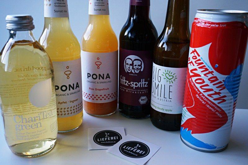 Die Lieferei #lieferei #getränke #drinks #shop #shopping #blog #paleo #vegan #sugarfree #zuckerfrei #drink #healthy #onlineshop #life