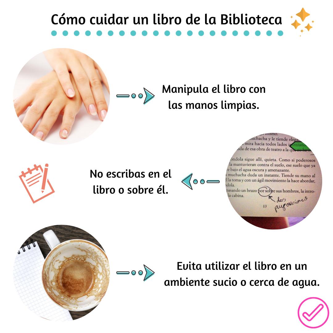 Como Cuidar Un Libro De La Biblioteca