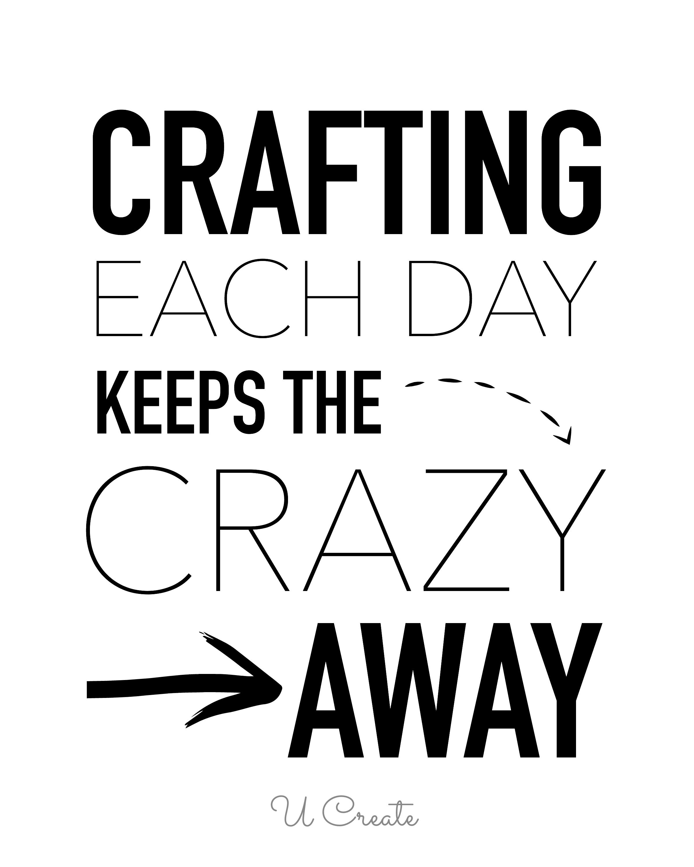 U Create - It's a good day to create!