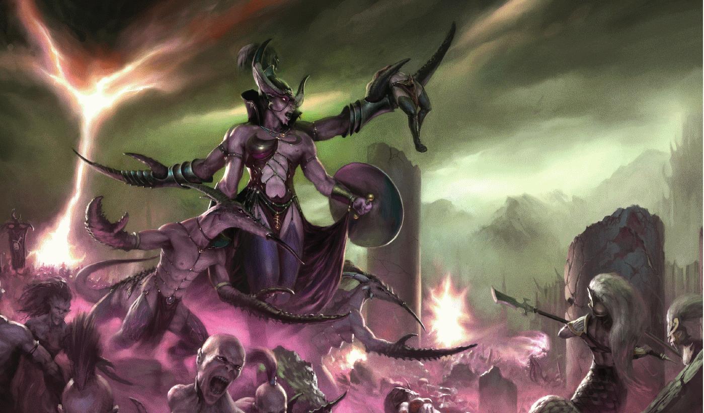 Warhammer Age Of Sigmar In 2020 Warhammer Fantasy Artwork