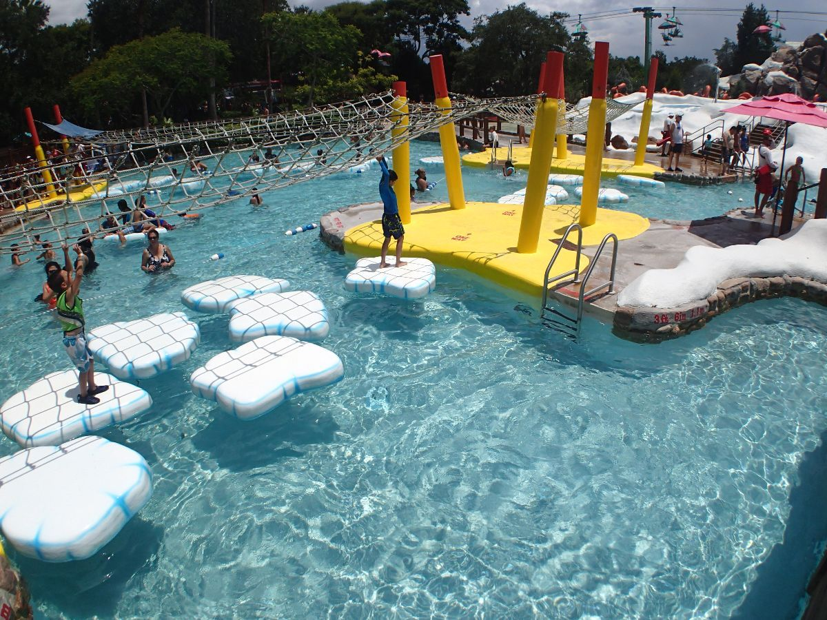 Should You Take Your Young Child To The Disney Water Parks With
