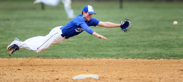 Attleboro S Superman Tellier Does It All For Tournament Bound Bombardiers Baseball Players Tournaments Superman